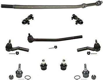4 Pc Suspension Kit For Ford E-150 E-250 E-350 E-450 Upper /& Lower Ball Joints