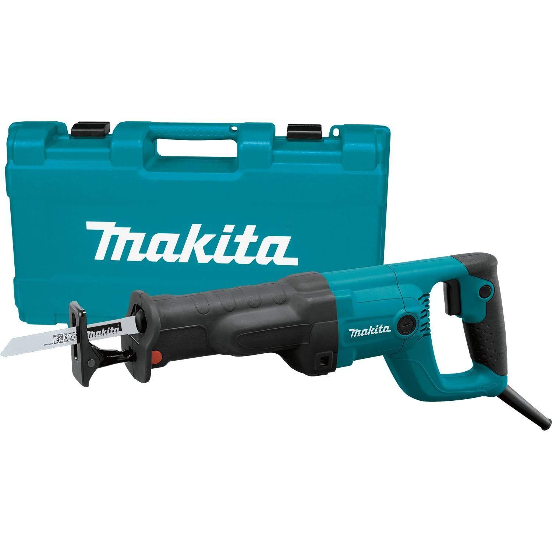Makita JR3050T Sierra De Sable Electronica 1010W 0-2800 Cpm 3.2 Kg, 1 W