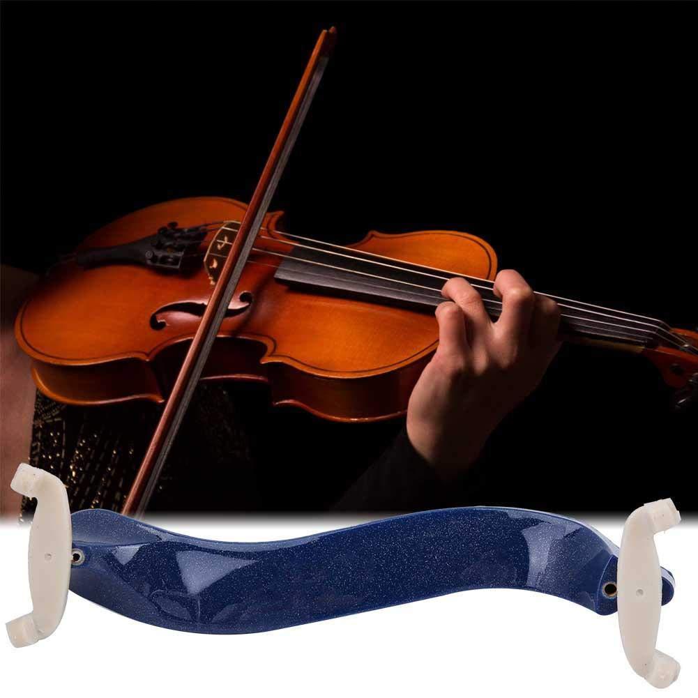 RiToEasysports Poggiaspalla per Violino 3//4 4//4 in plastica Rinforzata con Fibra di Vetro Pieghevole Poggiaspalla Regolabile