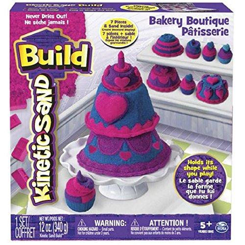 Kinetic Sand gebaut Bäckerei Boutique 5 +