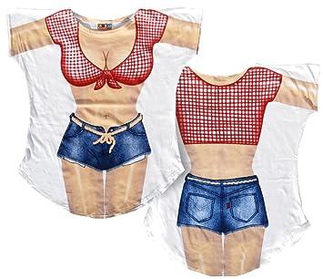 Amazon.com: La Hija De agricultor Fantasía traje de baño ...