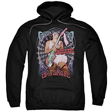 Up In Smoke Cheech Chong Stoner Comedy Film Pantyhose Adult Pull-Over Hoodie