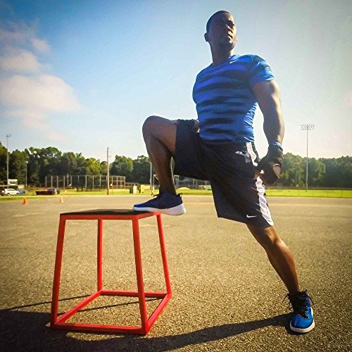 Titan Fitness 12 - 24 Plyometric Box Jump Training