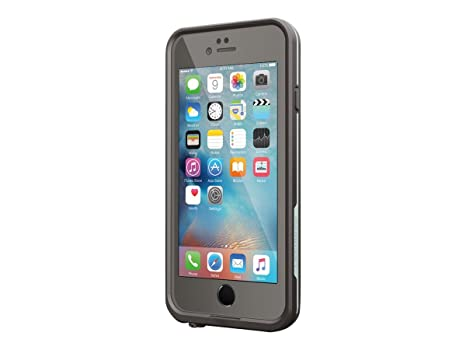 best sneakers 1e808 5142b LifeProof Fre Case for Apple iPhone 6/6S - Grind Grey