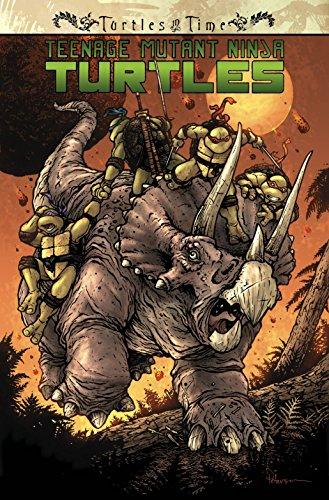Teenage Mutant Ninja Turtles: Turtles in (Time Turtle)