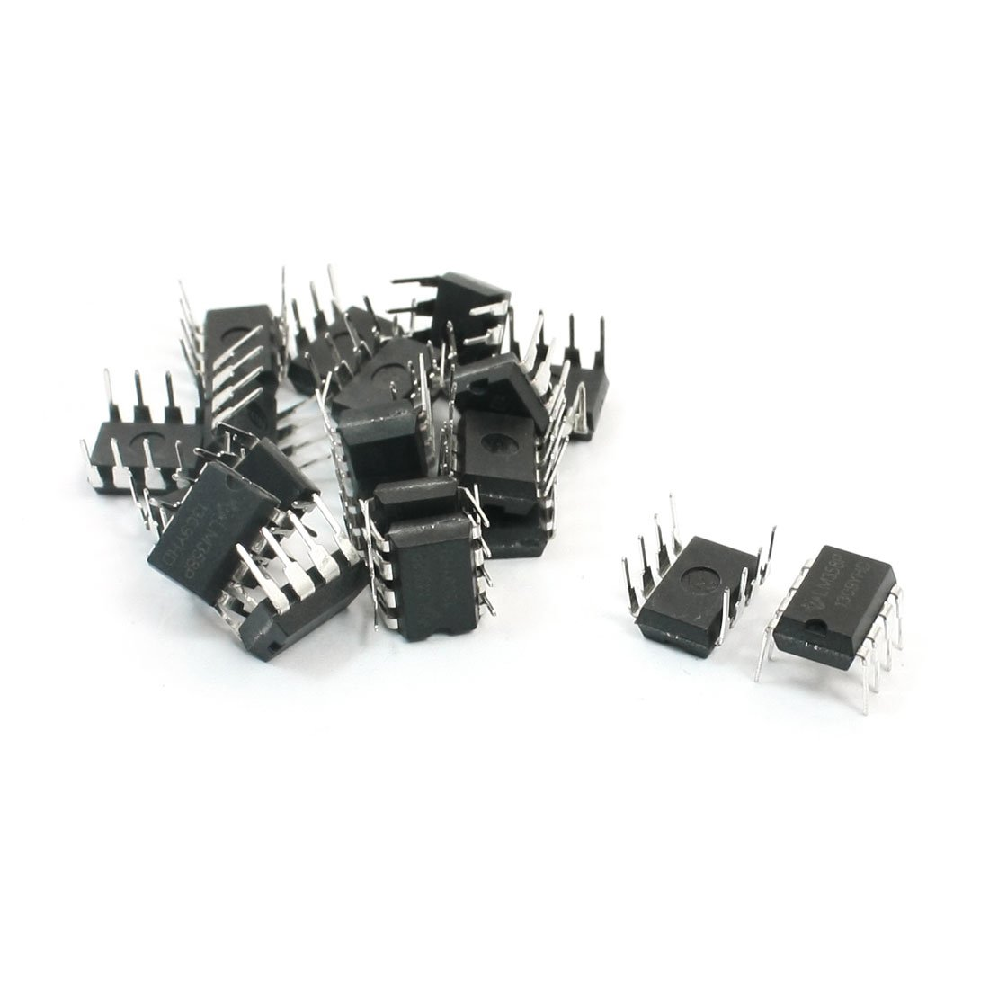 Lm358n Lm358 Dip 8 Chip Ic Dual Operational Amplifier 1 Single Audio Preamplifier Lm 358 Pack Industrial Scientific