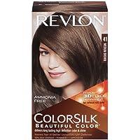 Revlon Colorsilk Sin Amoniaco 41 Castaño Medio