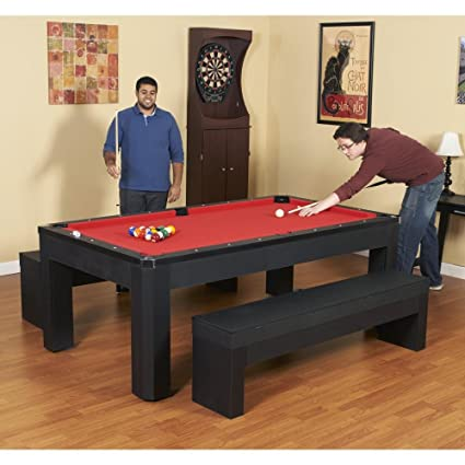 Amazoncom Carmelli NGPR Park Avenue MultiPurpose Pool - Carmelli pool table
