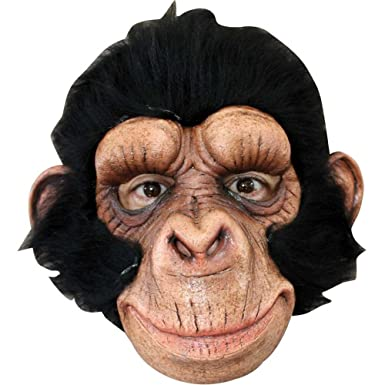 Ghoulish Productions Chimp George Mask