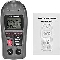 Luxómetro digital Pantalla LCD Medidor de luz Prueba