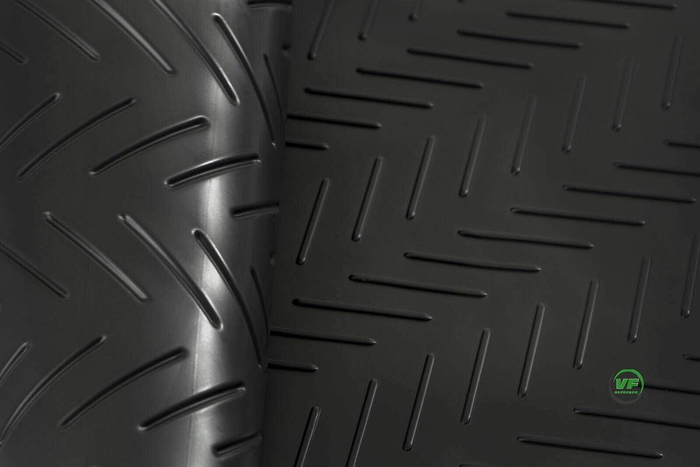 J/&J AUTOMOTIVE Premium Antirutsch Gummi-Kofferraumwanne f/ür alle Mazda CX5 CX-5 2012-2016