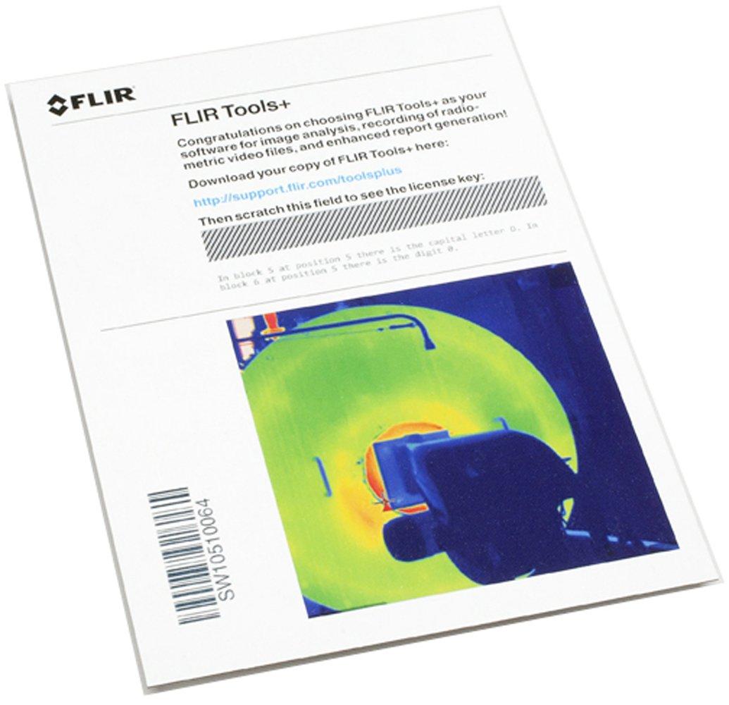 FLIR T198583 FLIR Tools Plus Software