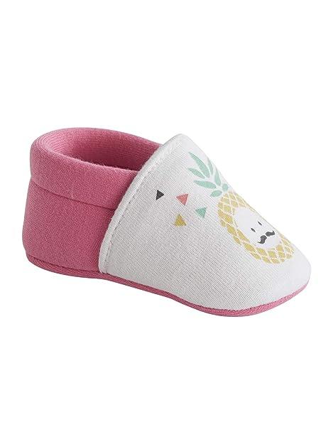buy online 65f0d cd496 Vertbaudet Babyschühchen mit Gummizug, Mädchen: Amazon.de ...