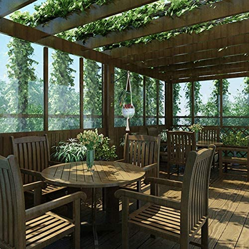 IronBuddy - Soporte para macetas (3 unidades, 1/2/3 niveles, para colgar en interiores, exteriores, cuerda de algodón): Amazon.es: Jardín