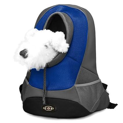 Mochila para gatos, Goodid mochila bolsa bolso hombro para llevar mascotas gatos y perros a