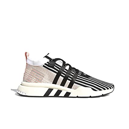 5c5ca083 Amazon.com: adidas EQT Support Mid Adv Primeknit (Cloud White/Trace ...