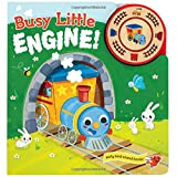 img - for Busy Little Engine: Interactive Children's Sound Book (1 Button Sound) book / textbook / text book