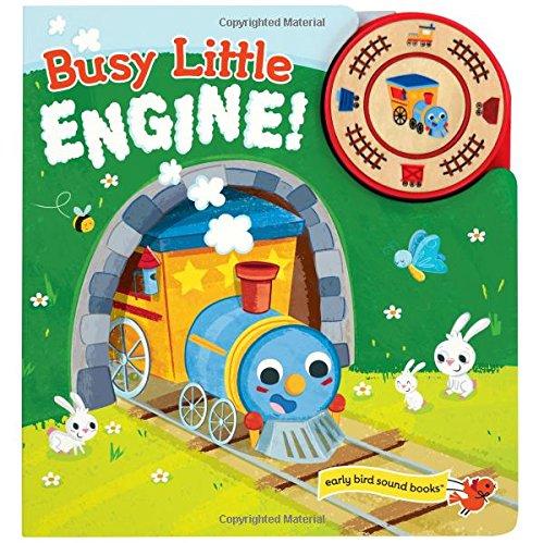Busy Little Engine: Interactive Children's Sound Book (1 Button ()