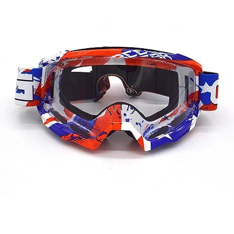 Motocross Goggles Off-Road Dirt Bike Downhill Enduro A ...