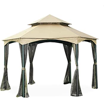 Amazon Com Garden Winds Replacement Canopy For The