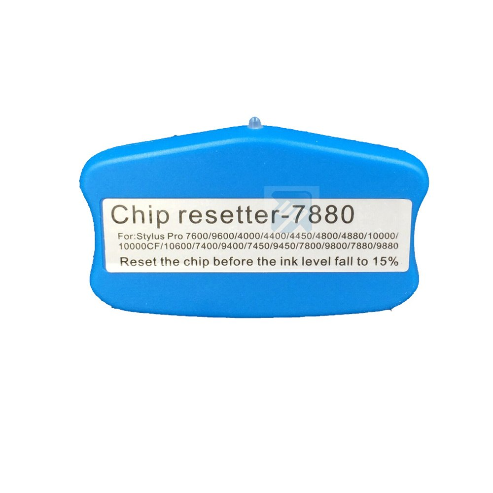 Uniprint Chip Resetter For Epson Pro 7880c 9880c 7880 7400n 9880 7800 9800 4880c 4880 4800 Genuine Ink Cartridge Office Products