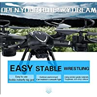 2.4G RC Drone 30w HD Camera RC Quadcopter Helicopter Aircraft Remote Control Kid Gift Toy Toys