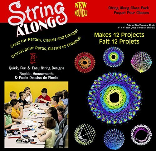 String Along Class Pack by Janlynn