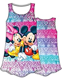 Minnie Mouse Disney Girls Mickey and Sublimated Dress L(10/12)
