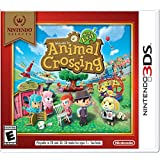 Nintendo 3DS - Animal Crossing New Leaf - Standard Edition