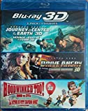 Blu-ray 3D Triple Feature