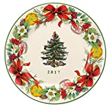 Spode Christmas Tree Annual Collector Plate