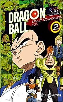 Dragon Ball Color Cell nº 02/06 (Manga Shonen)