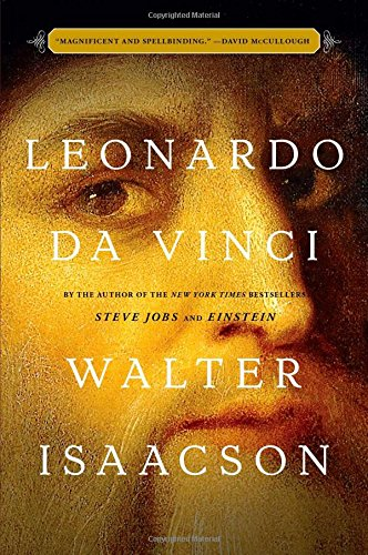 Product picture for Leonardo da Vinci by Walter Isaacson