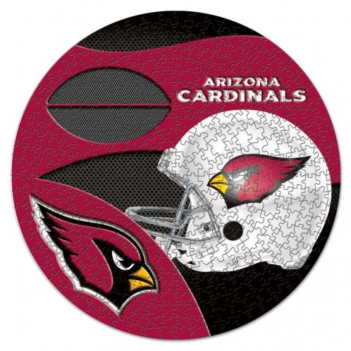 Piece Cardinals Puzzle 500 - Wincraft NFL Arizona Cardinals Puzzle in Box (500 Piece)