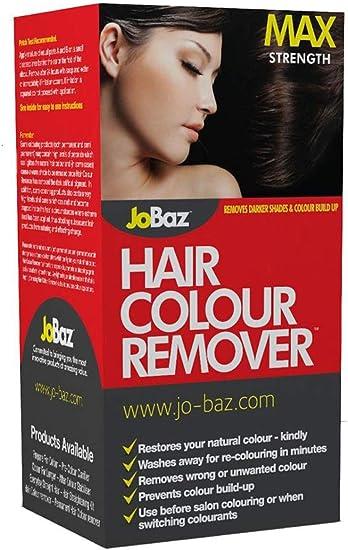 JoBaz del color del pelo del removedor de la fuerza adicional ...