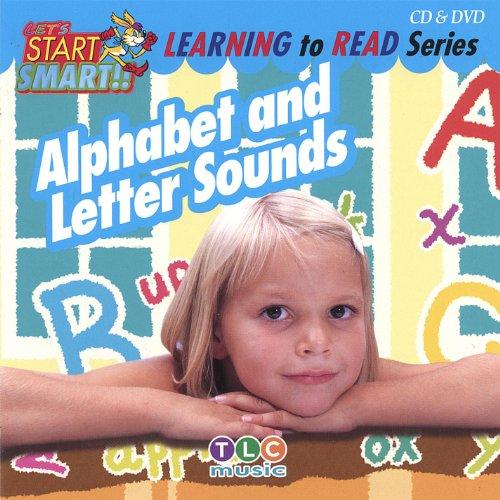 Amazon.com: Alphabet and Letter Sounds Cd & Dvd: Let's Start Smart ...