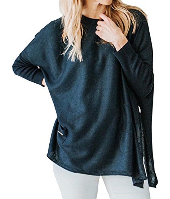 Mer Sea Travel Sweater (Catalina-Crewneck Mini Pocket Navy)