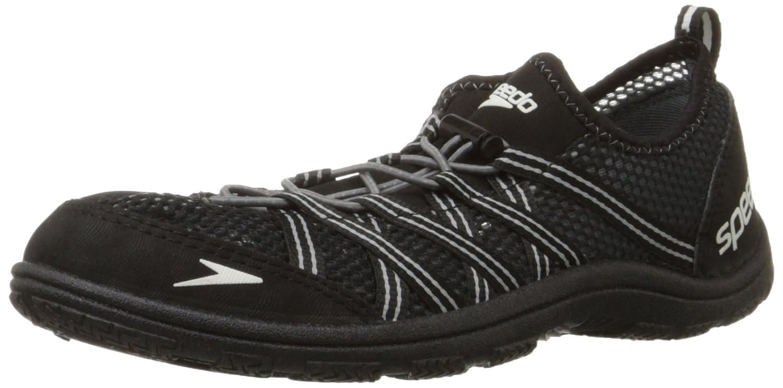 b89852e802cb Speedo Men s Seaside Lace 4.0 Water Shoe Black  Amazon.ca  Shoes   Handbags