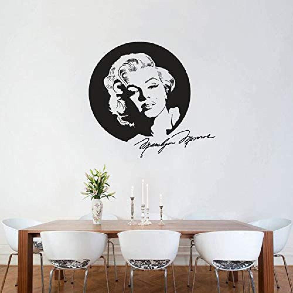 HHCUIJ Etiqueta de la pared de Hollywood con Signature Art ...