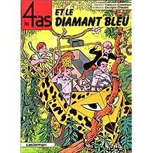 4 AS ET LE DIAMANT BLEU (LES)