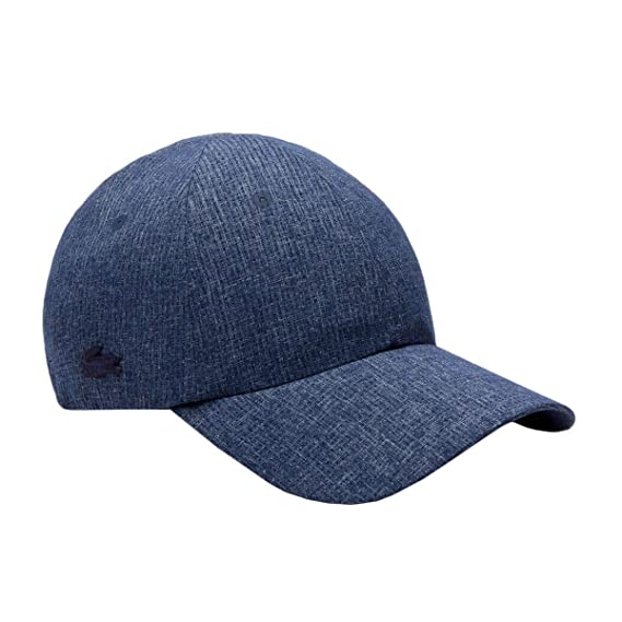 Lacoste Mens Motion Water Resistant Cap - Marinal Chine - TU  Amazon.co.uk   Clothing c9ae81a714f8