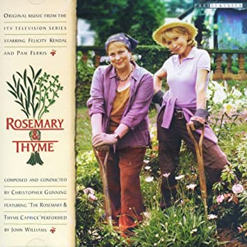 Image result for rosemary & thyme