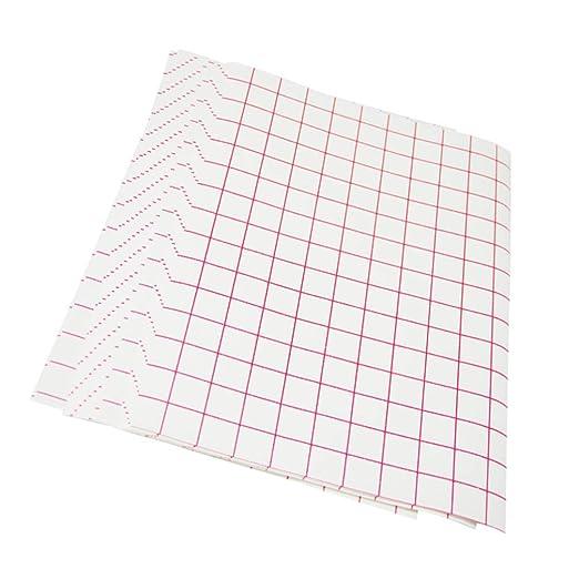 SUPVOX 10 hojas de cinta de papel de transferencia A4 ...