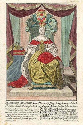 Elisabetha Christina, D. G. [wife of Frederick the ()