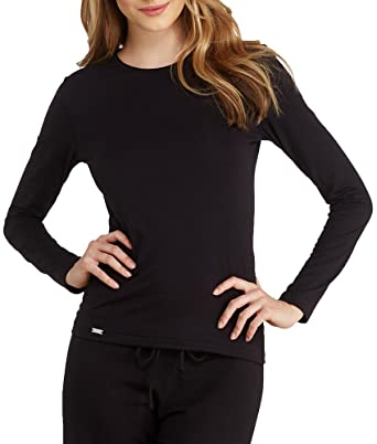 La Perla Women s New Project Long Sleeve Tee at Amazon Women s ... 8e02b3a19