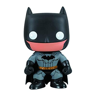 Funko The New 52 Version Pop Heroes Batman Vinyl Figure: Toy: Toys & Games