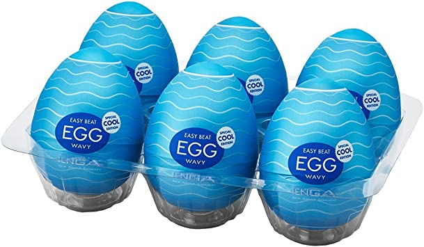Tenga Tenga Egg -Cool Pack 6 Uds 50 g: Amazon.es: Salud y ...