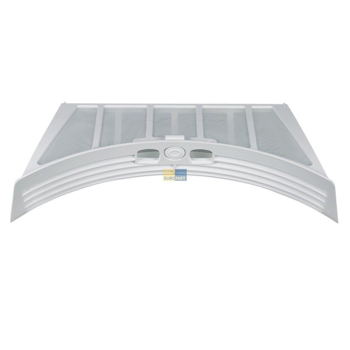 Genuine Electrolux AEG Zanussi Tumble Dryer Lint Filter With Pocket 1257921104