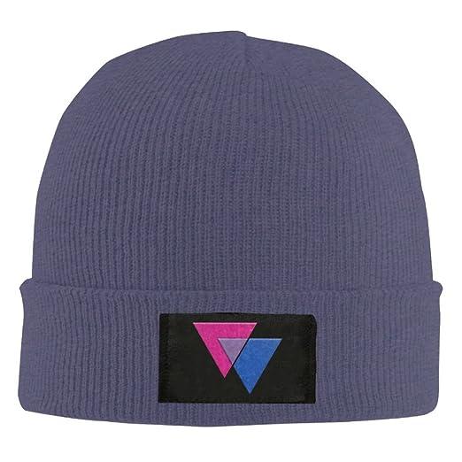 Bisexual pride beanie