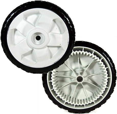 Amazon.com: Dos ruedas de repuesto de 8.0 in Toro 2030 20339 ...